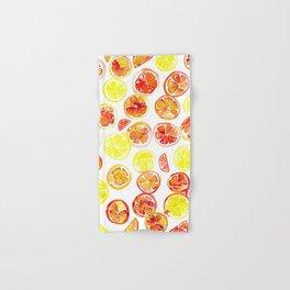 Orange Slice Hand & Bath Towel