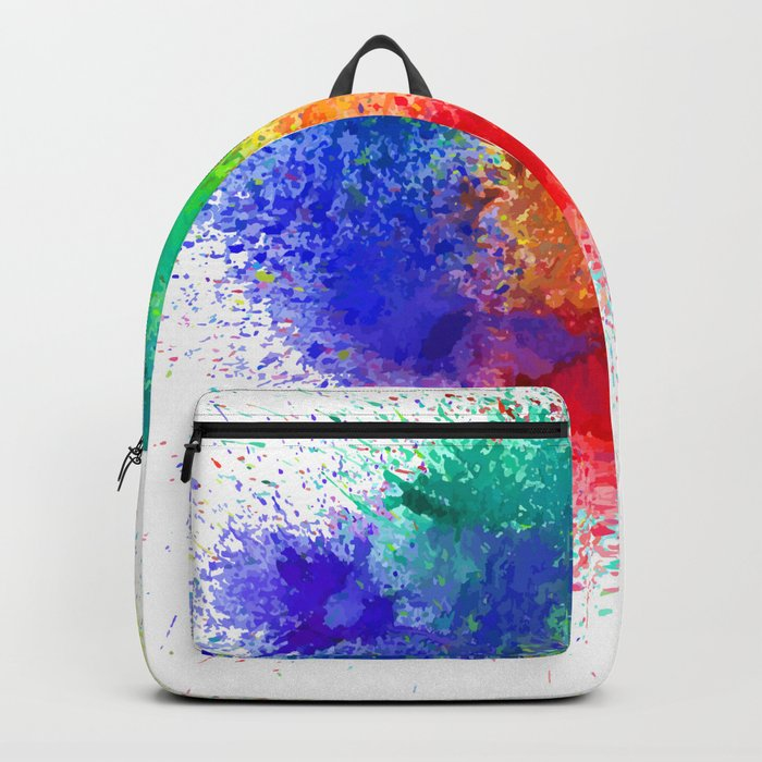 Festival of Colors Backpack
