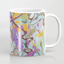 Shamanic Painting 08 Coffee Mug