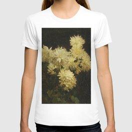 Henri Fantin-Latour - Winter Blossoms T-shirt