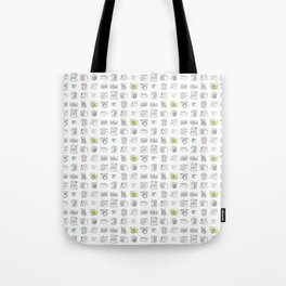 My Camera Collection Tote Bag
