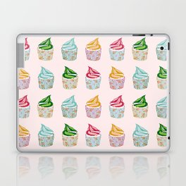 Cute as a multicoloured cupcakes! Laptop & iPad Skin