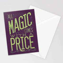 Magic Stationery Cards