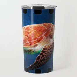 Turtle Ship Travel Mug