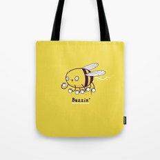 Buzzin Tote Bag