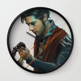 Eliot King Wall Clock