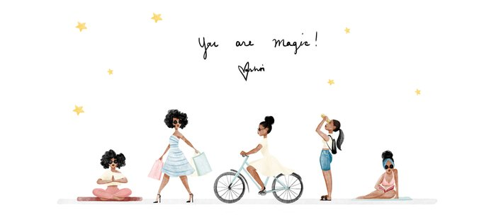 You are Magic! Kaffeebecher