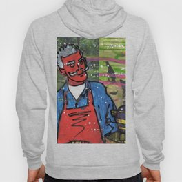 Demon Jaques and the Julia Specter Hoody
