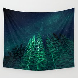 Star Signal - Nature Photography Wall Tapestry