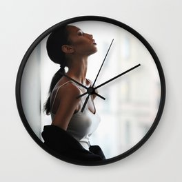Afro Sweden - 1 Wall Clock