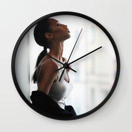 Afro Sweden - 1 Wall Clock