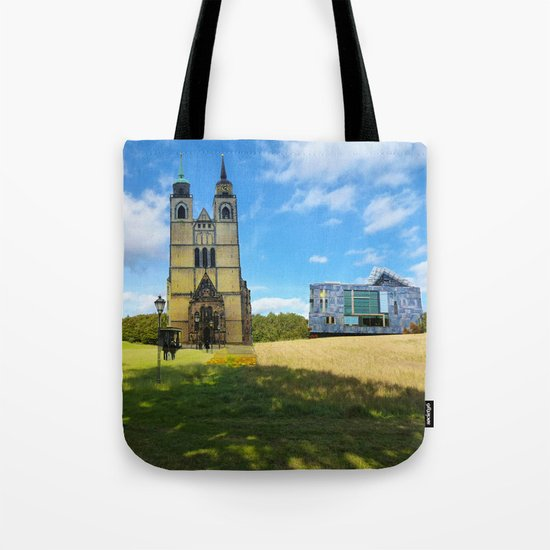 Surreal Living 2 Tote Bag