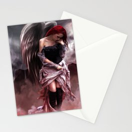 Angelic Memories Stationery Cards
