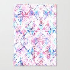 Ikat #5A Canvas Print
