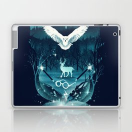 Book of Fantasy Laptop & iPad Skin