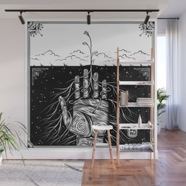 Feed the Soil Wall Mural