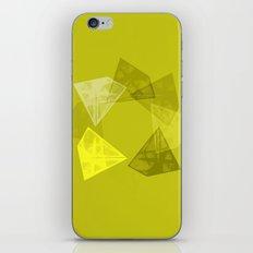 Crystal Round I iPhone & iPod Skin