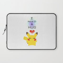 pikapika chu - hug Laptop Sleeve