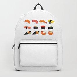 I Love Sushi Backpack