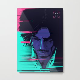 Oldboy - Alternative movie poster Metal Print