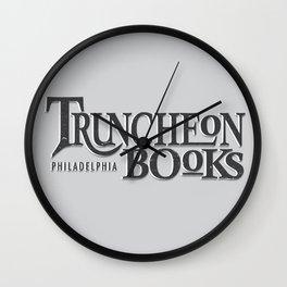 Truncheon Books Gilmore Girls Logo Wall Clock