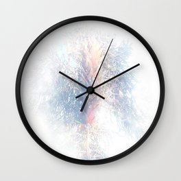 Where the sea sings to the trees - 6 Wall Clock