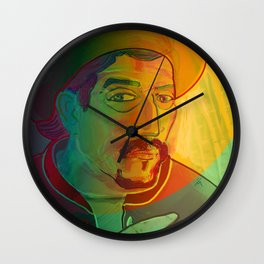 Dear Gauguin / Stay Wild Collection Wall Clock