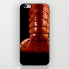 'LOBSTER TAIL' iPhone & iPod Skin