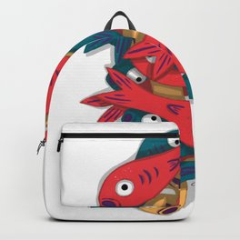 Fish Stack Backpack