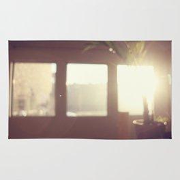 view from my window . ii Rug