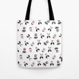 Xmas pattern Tote Bag