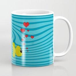 small fish Coffee Mug