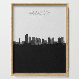 City Skylines: Kansas City (Alternative) Serving Tray