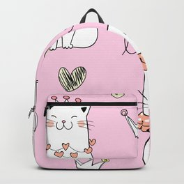 LOVELY CATS  Backpack