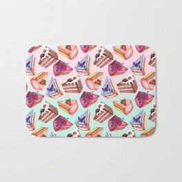 Let Them Eat Cake  Bath Mat