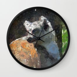 Crazy Paint - Katta Wall Clock