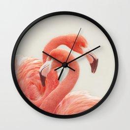 FLAMINGOS FLAMINGOS Wall Clock