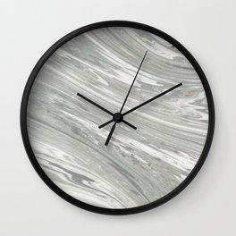 Grey asf Wall Clock