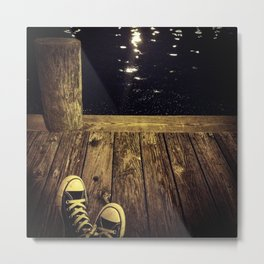 Boardwalk Metal Print