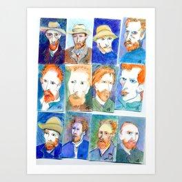 Van Gogh 1 Art Print