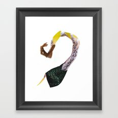 ARC OF LOVE Framed Art Print