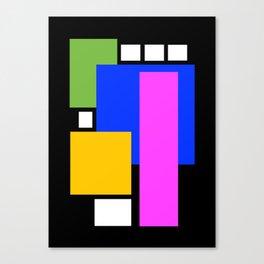 Color Simplicity Canvas Print