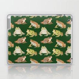 Toads Laptop & iPad Skin