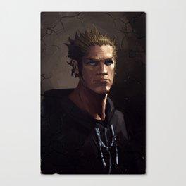 Lexaeus Canvas Print