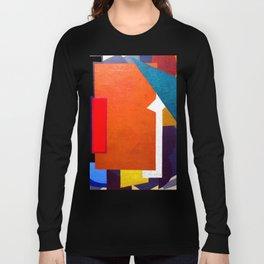 Lyubov Popova Picturesque Construction Long Sleeve T-shirt