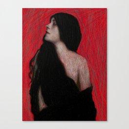 Evan Canvas Print