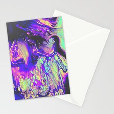 FIRE AND THUD Stationery Cards