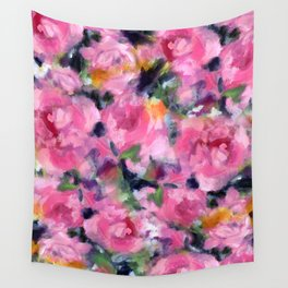 Roses, Roses Wall Tapestry