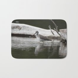 Greater Yellowleg Bath Mat