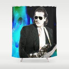Bass Man Shower Curtain